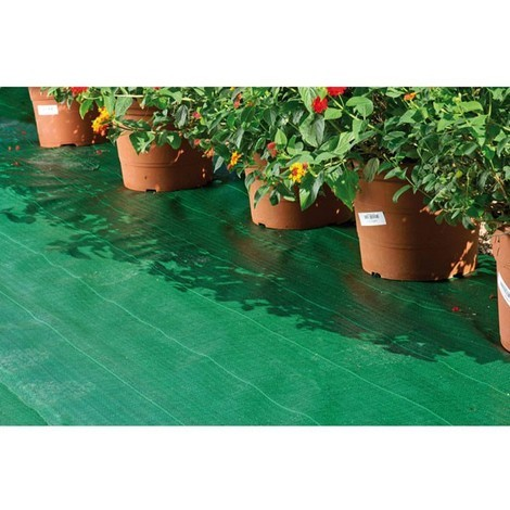 Tejido Antihierbas Verde 105 G 1X10 M - CATRAL - 54010024