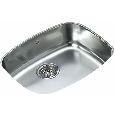 Teka Be 50 40 1 Bowl Undermount Kitchen Sink Stainless Steel