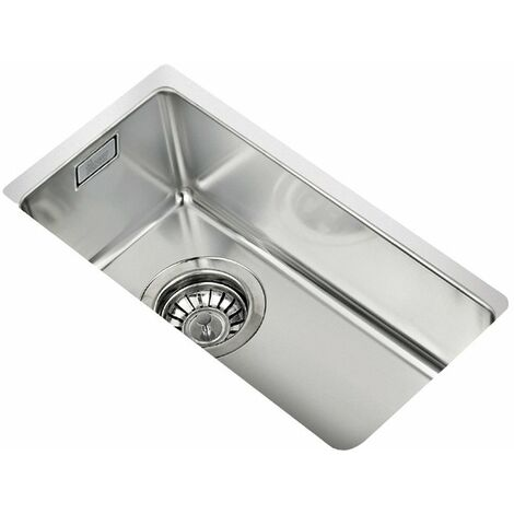 Teka R15 180.400 1 Bowl Undermount Kitchen Sink Stainless Steel