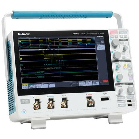 Tektronix MDO32 3-BW-100 Mixed Domain Oscilloscope 2x 100MHz Channels