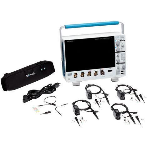 Tektronix MDO34 3-BW-100 Mixed Domain Oscilloscope 4x 100MHz Channels