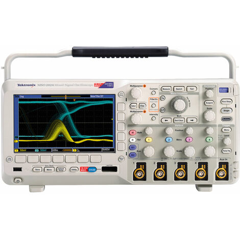 Tektronix MSO2012B 2-channel oscilloscope