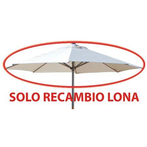 TELA RECAMBIO PARASOL ALUMINIO 9606633