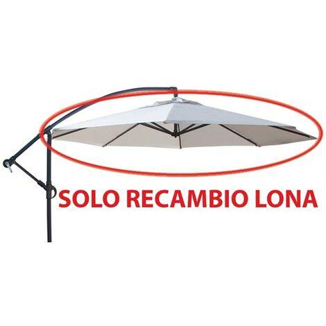 TELA RECAMBIO PARASOL EXCENTRICO 9635522