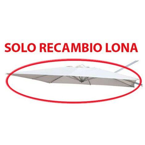 TELA RECAMBIO PARASOL EXCENTRICO 9635527
