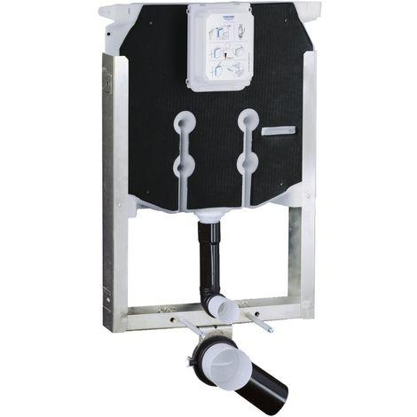 Telaio Uniset per WC sospeso con cassetta di scarico da 80 mm GROHE