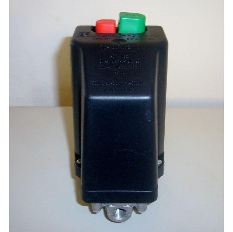 MICRO PRESSOSTAT 6 8 BAR 230V COMRESSORI 9063252 ABAC BALMA NUAIR STANLEY