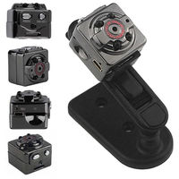 Telecamera spia micro camera full hd infrarossi visione notturna mini SQ8
