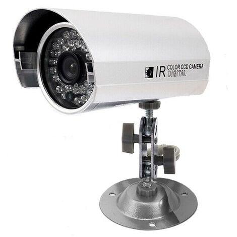 Telecamera videosorveglianza 36 led ccd ir infrarossi 3.6mm 1000TVL AP-609