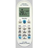 Telecomando universale condizionatore climatizzatore aria condizionata 6000 in 1