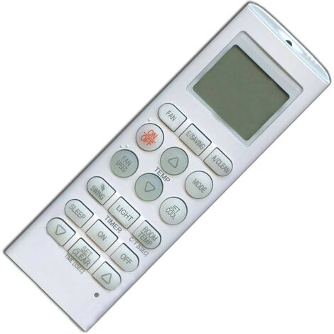 Télécommande (281867-25022) (AKB73456104) Climatiseur 281867_3662734907887 LG