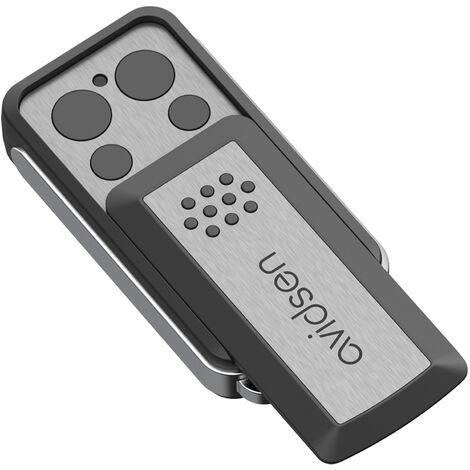 Télécommande 4 boutons à clapet - Avidsen - 1 exemplaire