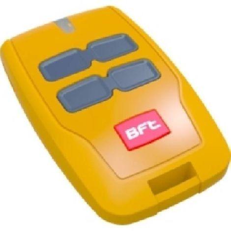Telecommande BFT jaunes brcb04 r1 sunrise d111946