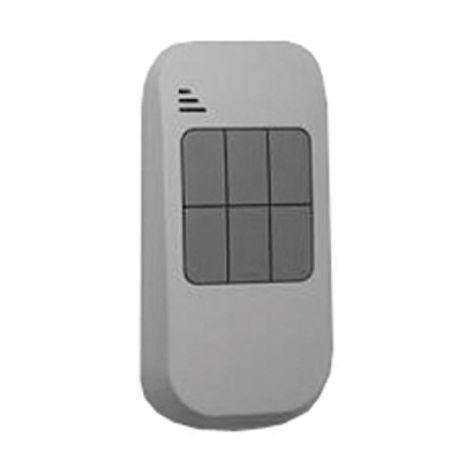 Télécommande BHS168 6 canaux 868 MHz pour portail / porte de garage