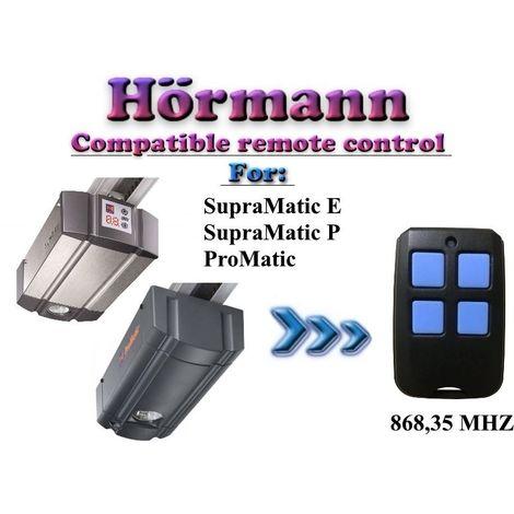 Télécommandes Berner 868 MHz 4-Canal Rolling-Code m868