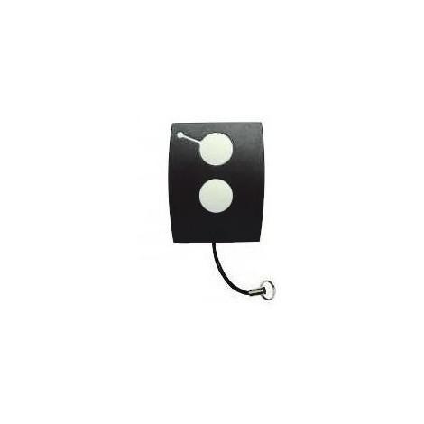 Télécommande De Portail ON2 NICE Emetteur 2 canaux rolling code