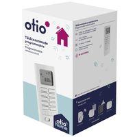 Télécommande domotique programmable 16 canaux avec fonction thermostat - Otio