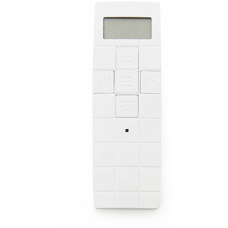 Télécommande horloge de programmation 15 canaux pour moteur radio AVOSDIM