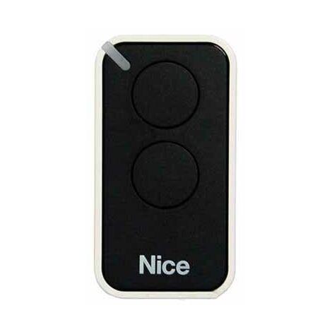 Télécommande Inti2 2Ch 433Mhz Nice INTI
