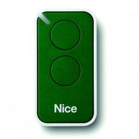 Télécommande NICE ERA INTI vert INTI2G - NICE