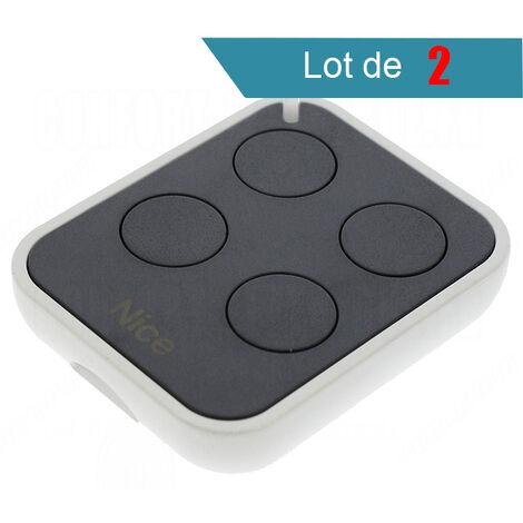 Télécommande NICE ON4E Era-One Pack de 2 - NICE