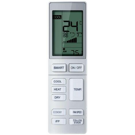 Télécommande pour Climatiseurs Haier YR-HBS0125030001L