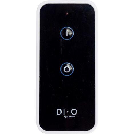 Télécommande sans fil Chacon DiO 54791 noire