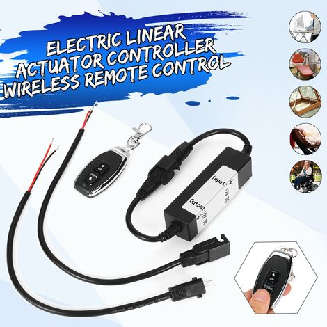 """main image of """"Télécommande sans fil de controleur d'actionneur linéaire électrique CC"""""""