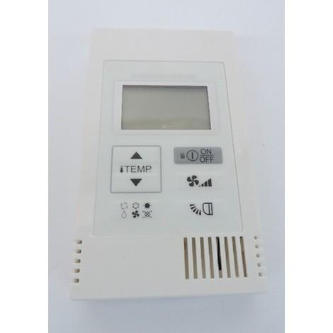 """Télécommande type """"hôtel"""" pour contrôle à distance simple MA pour climatisation Multi-split CITU MULTI Mitsubishi PAC-YT52CRA-J"""
