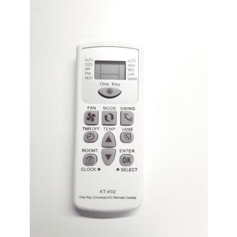 Telecommande Universelle Climatiseur F131920 Pour CLIMATISEUR