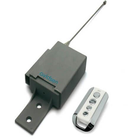 Télécommande universelle (=toutes marques) pour portail / porte de garage motorisé
