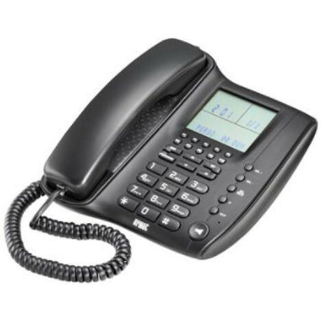 Teléfono básico Urmet multi-función analógica de la OFICINA de PRO 4058/5