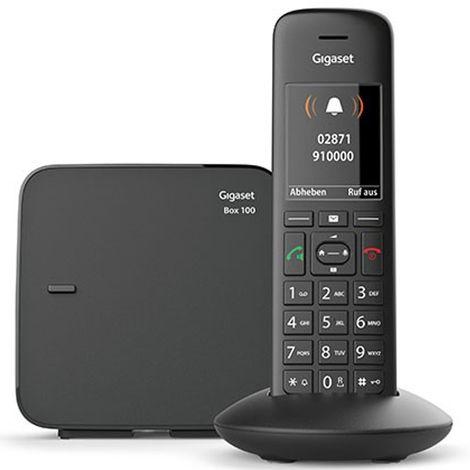 Telefono fijo inalambrico gigaset c570 200
