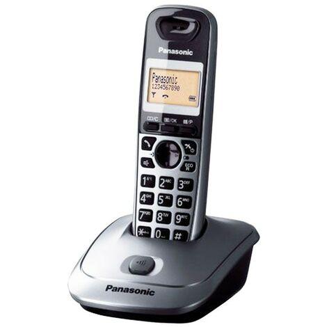 Teléfono inalámbrico Panasonic dect-gap con altavoz 531812097
