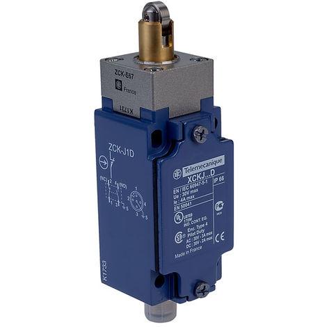Telemecanique XCKJ167D Metal Roller Plunger NC+NO Snap M12 OsiSense Limit Switch