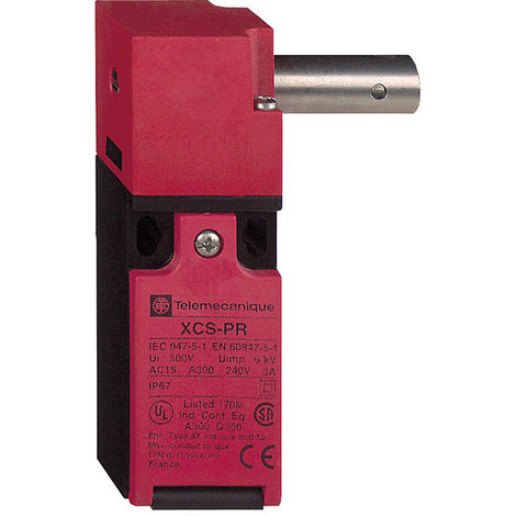 Telemecanique XCSPR752 2NC M16 Spindle Slow Break Safety Switch