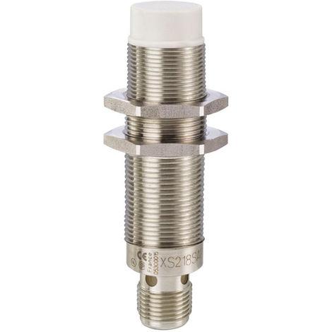 Telemecanique XS618B1NAM12 8mm M18 Connector Brass Inductive Proximity Sensor