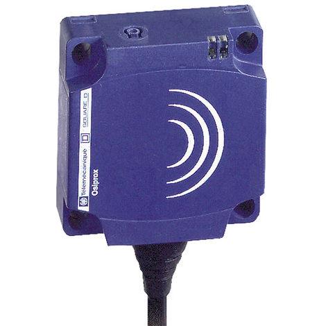 Telemecanique XS8C1A1MAL2 25mm Flat 2M Cable PBT Inductive Proximity Sensor