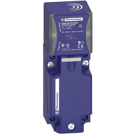 Telemecanique XS8C4A4PCP20 40mm Terminals PBT Inductive Proximity Sensor