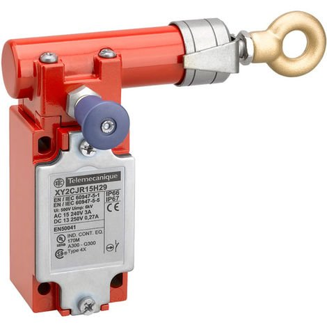 Telemecanique XY2CJR17 2NC RH Side PG13.5 E-Stop Rope Pull Switch