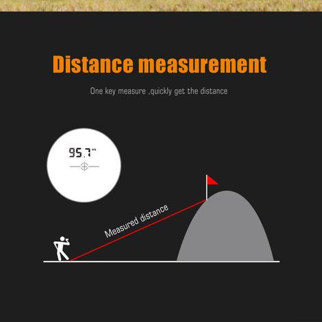 Telemetre Laser, 600M