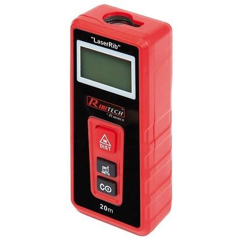 Télémètre laser digital 1,5 V - PRTL20/B - Ribitech