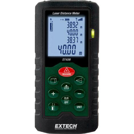 Télémètre laser Extech DT100M Plage de mesure (max.) 100 m 1 pc(s) X040901