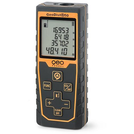 Télémètre laser GeoDist 50 - GEO-FENNEL - 300150