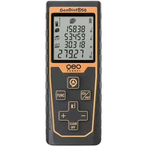 Télémètre laser GeoDist GEO-FENNEL 50 m - 300150