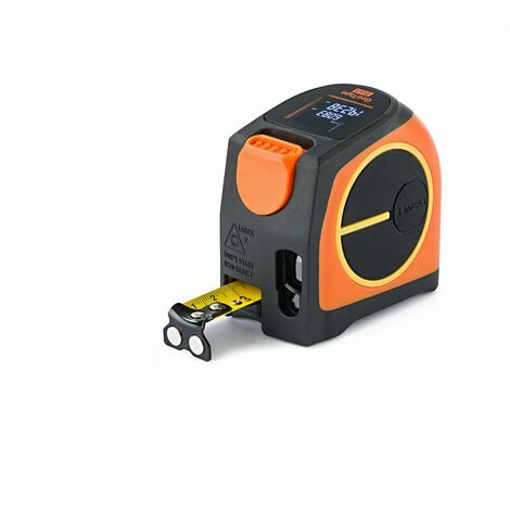 Télémètre laser Geotape 2 en 1 avec ruban intégré GEO FENNEL - 300710