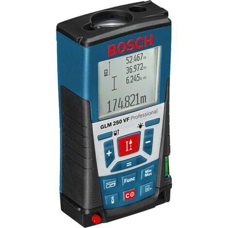 Télémètre laser GLM 250 VF + trépied BT 150 | 061599402J - Bosch