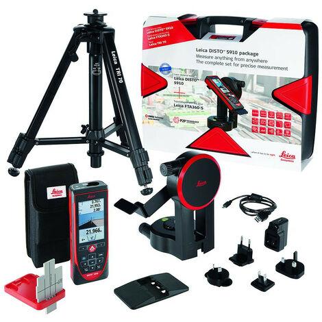 Télémètre laser Leica Geosystems 887900 Plage de mesure (max.) 300 m 1 set