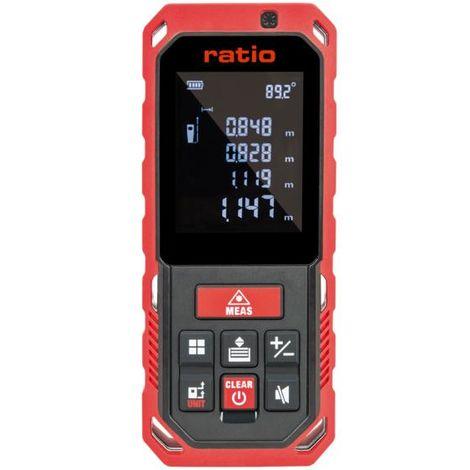 """main image of """"Télémètre làser professionnel rechargeable Ratio RLM 315 - talla"""""""
