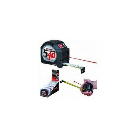 telemetre laser + ruban - 540 evolution longueur 5 m (ruban) / 40 m (laser)largeur 19 mm